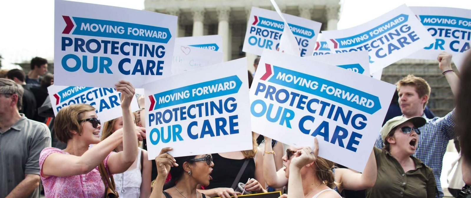 Obamacare: A View From The Middle by Wally Pinkard