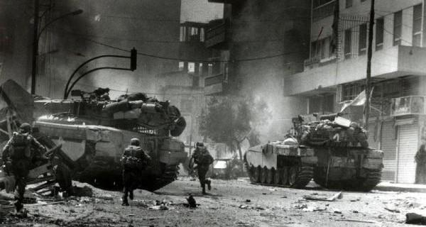 1982 lebanon war