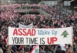 syria occupied lebanon