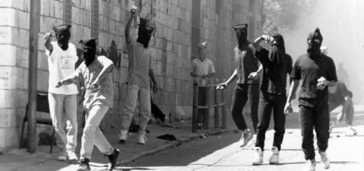 first intifada