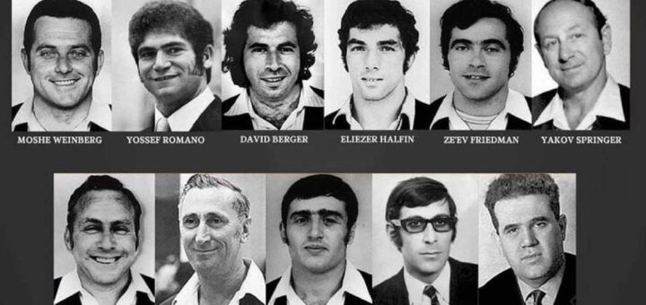 1972 munich massacre
