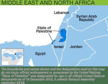 state of palestine