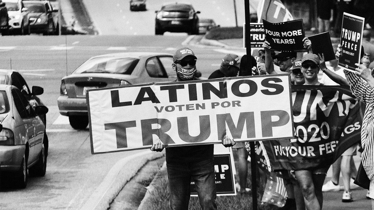 latinos for trump
