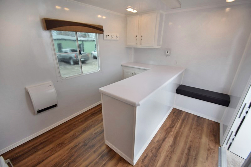 drug testing trailers two room floor plan