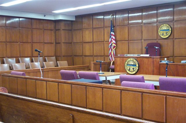 Courtroom 1