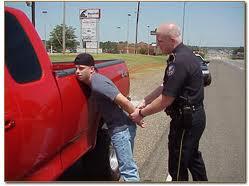 DUI arrest 2