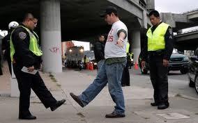 DUI arrest 3