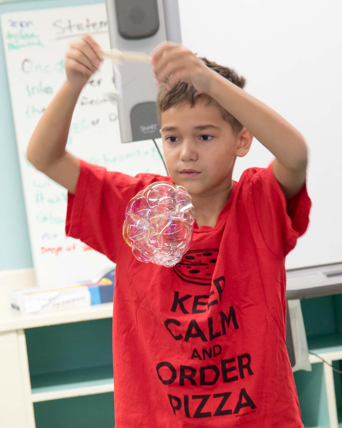 Push and Pull: Modeling STEM Strategies for the Early Elementary (K-3) Classroom