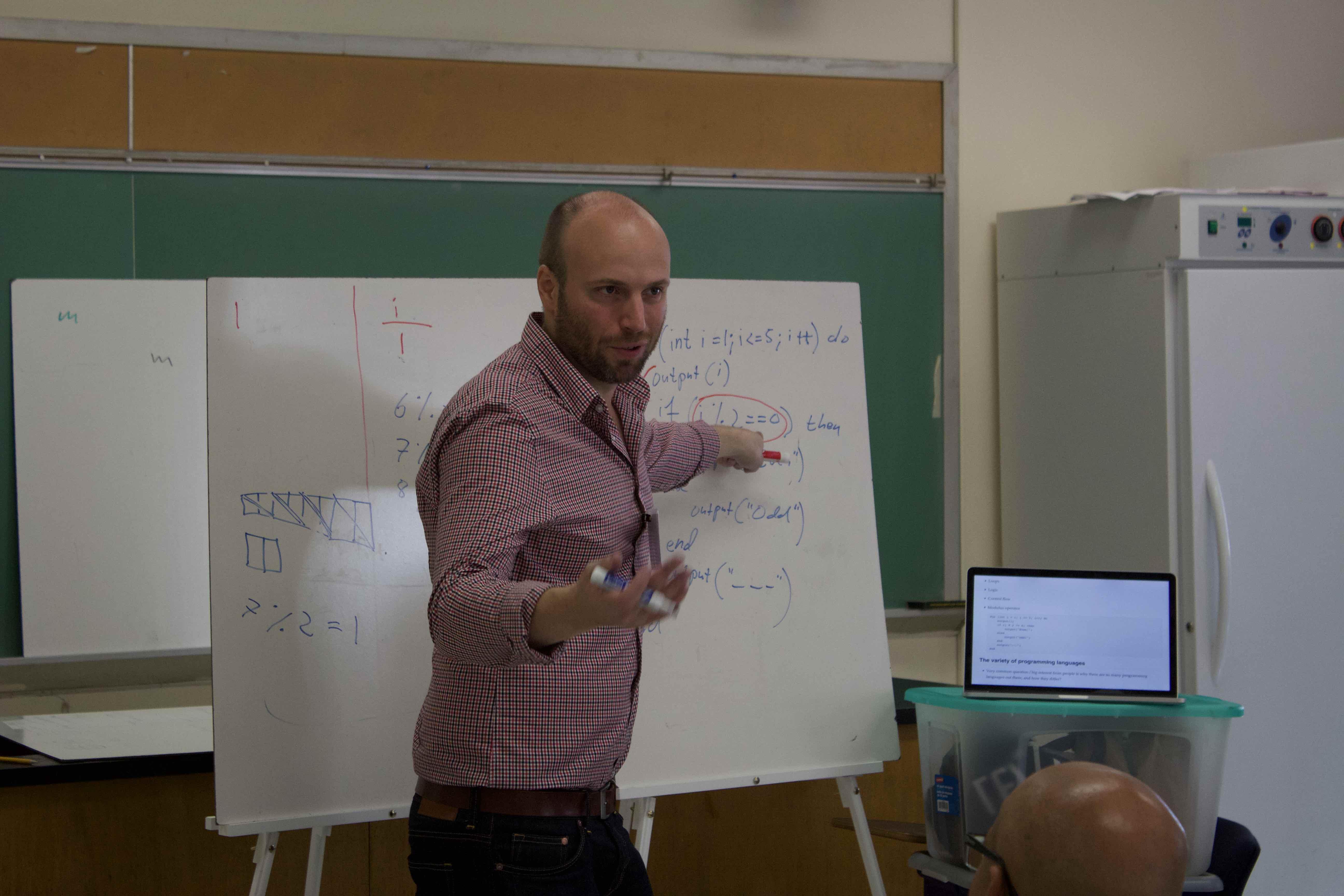 Teaching Computer Programming