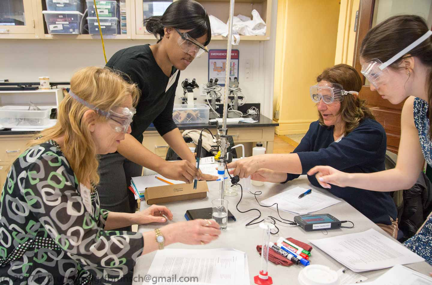 From Atoms to Ions: Cultivating Evidence-Based Thinking in the STEM Classroom