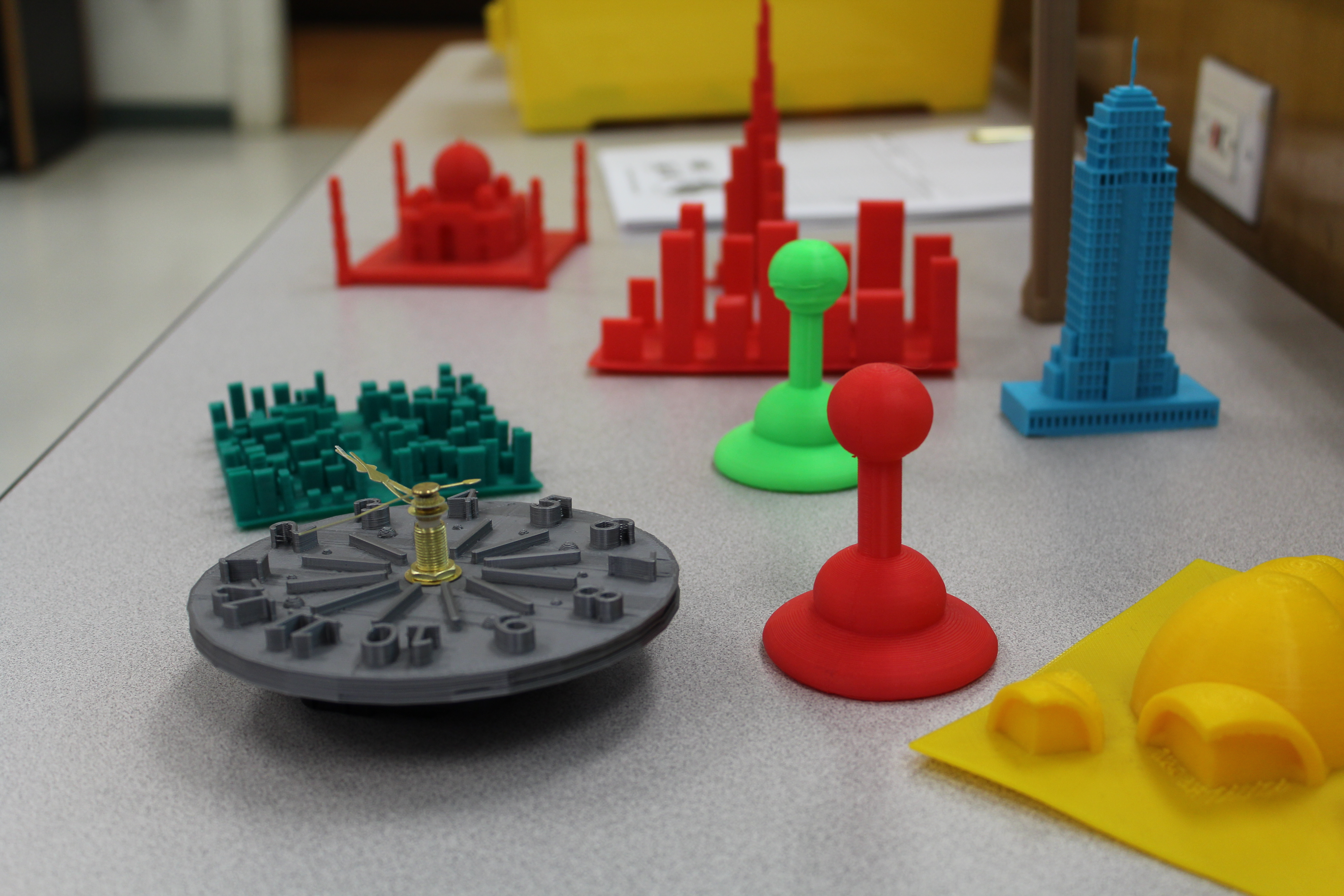 Making for Makers with 3-D printing