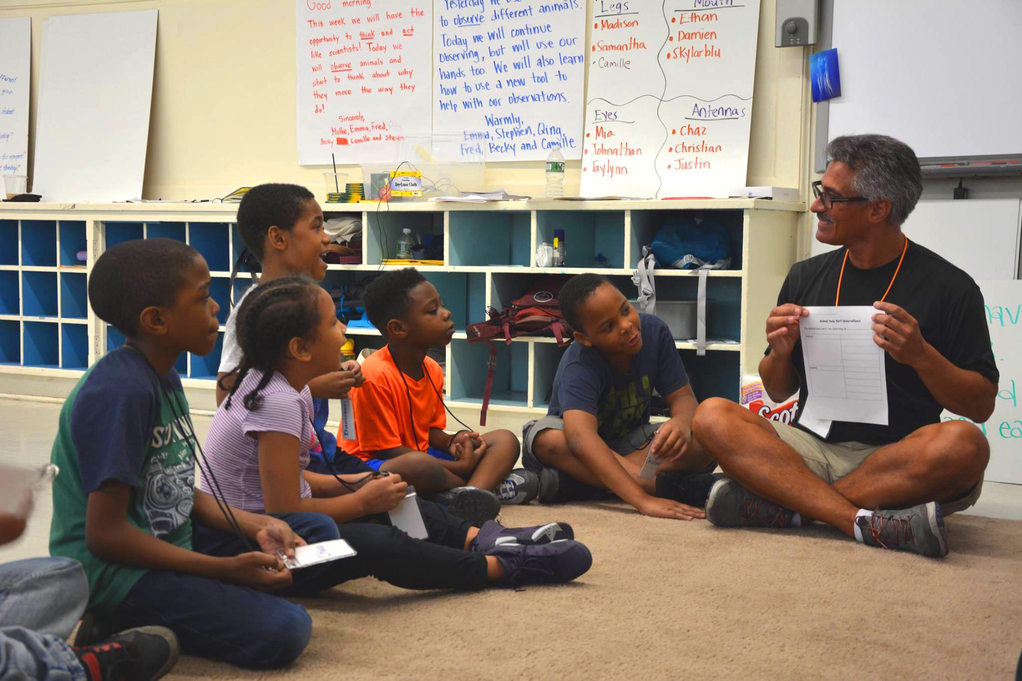 Kid Talk Teacher Talk in Elementary Science 2018