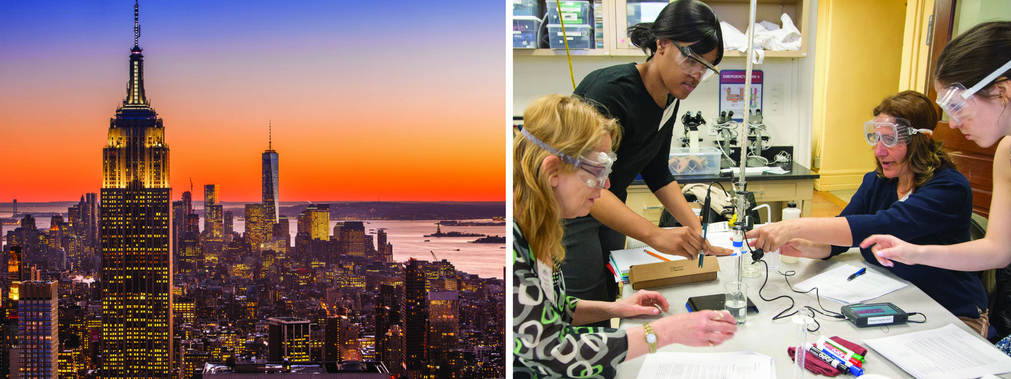 13 Reasons to Visit NYC and Energize Your STEM Teaching this Summer!