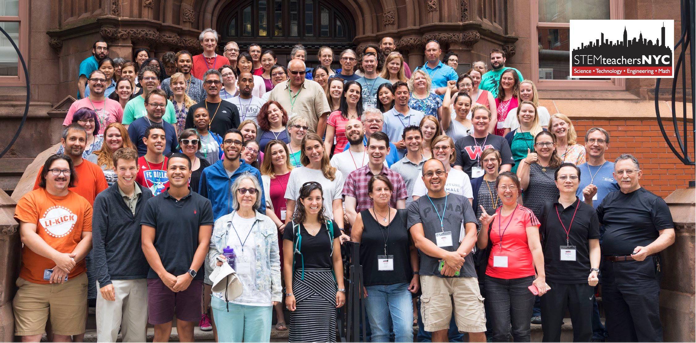 STEMteachersNYC is Hiring a Program Manager