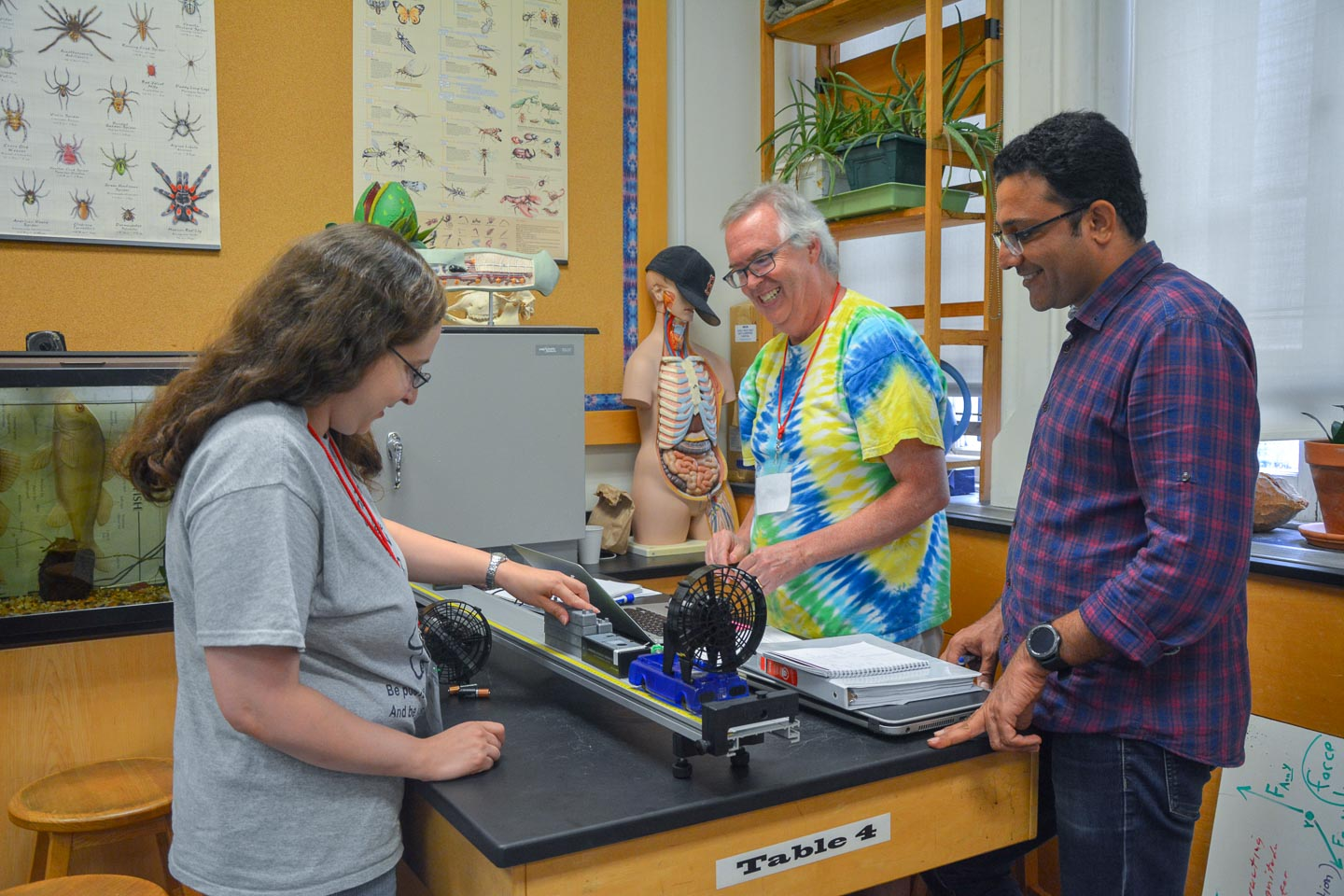 Discover STEM: Looking into the Teacher World as a Student