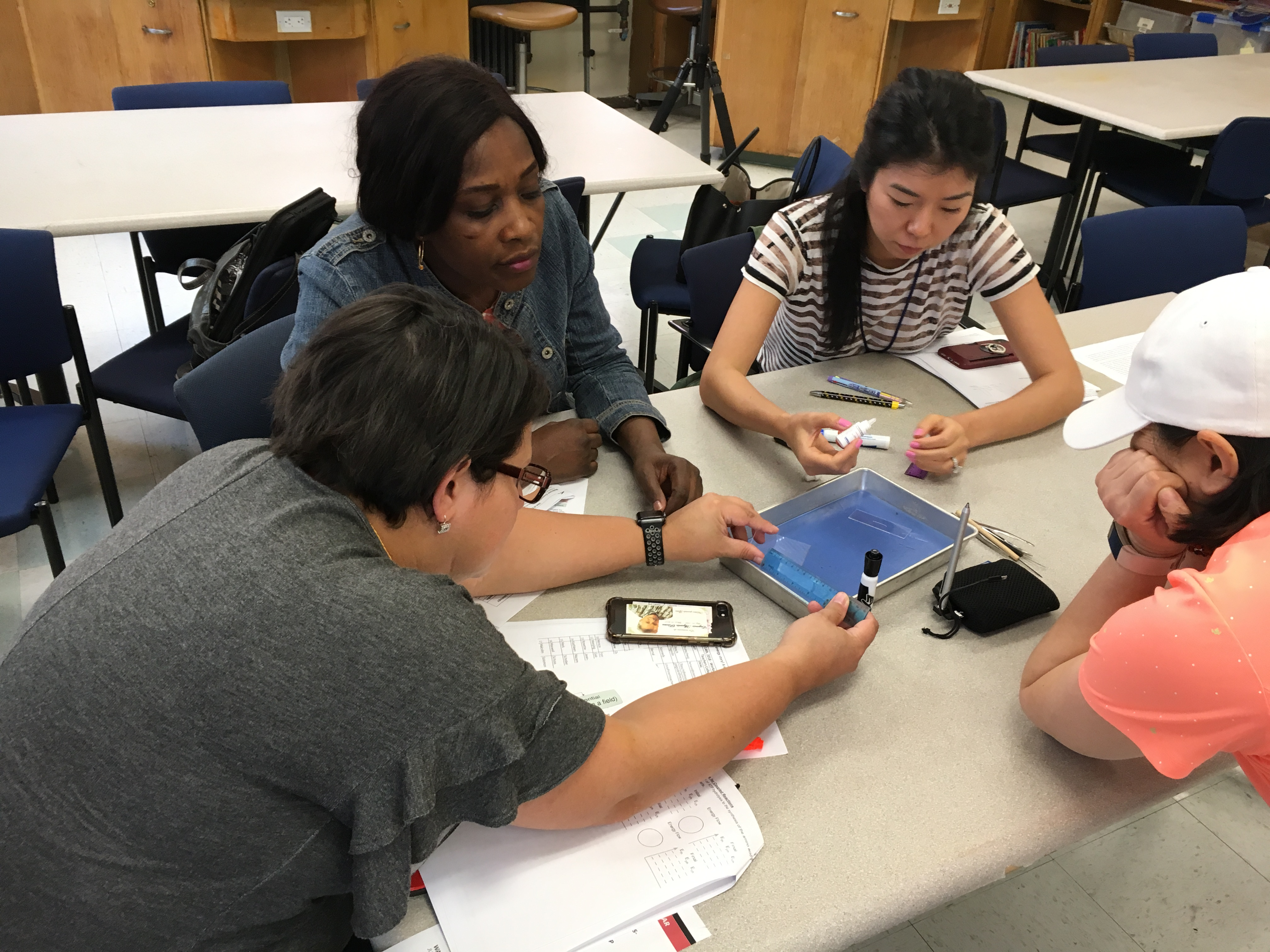 Phenomena First: Engaging Students in Next Generation Science Standards