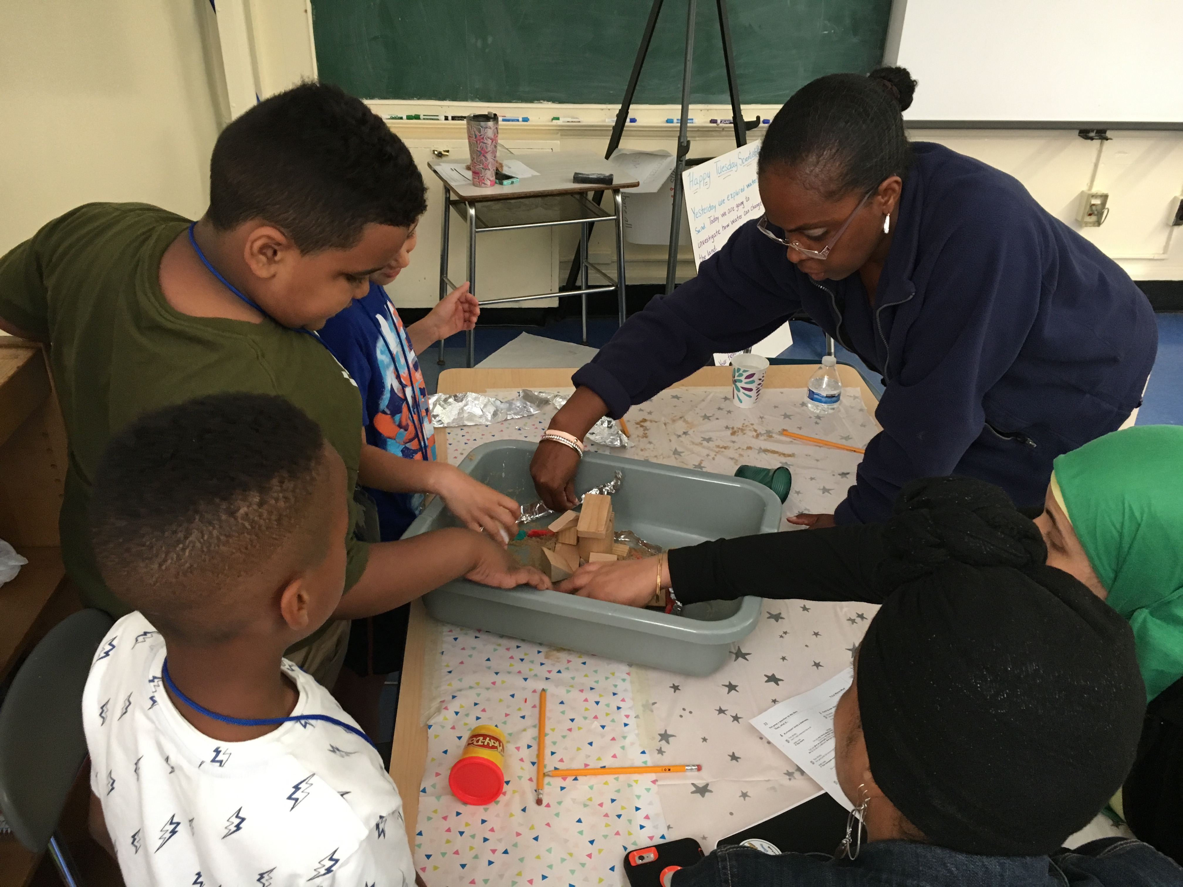 Culturally Responsive STEM Teaching