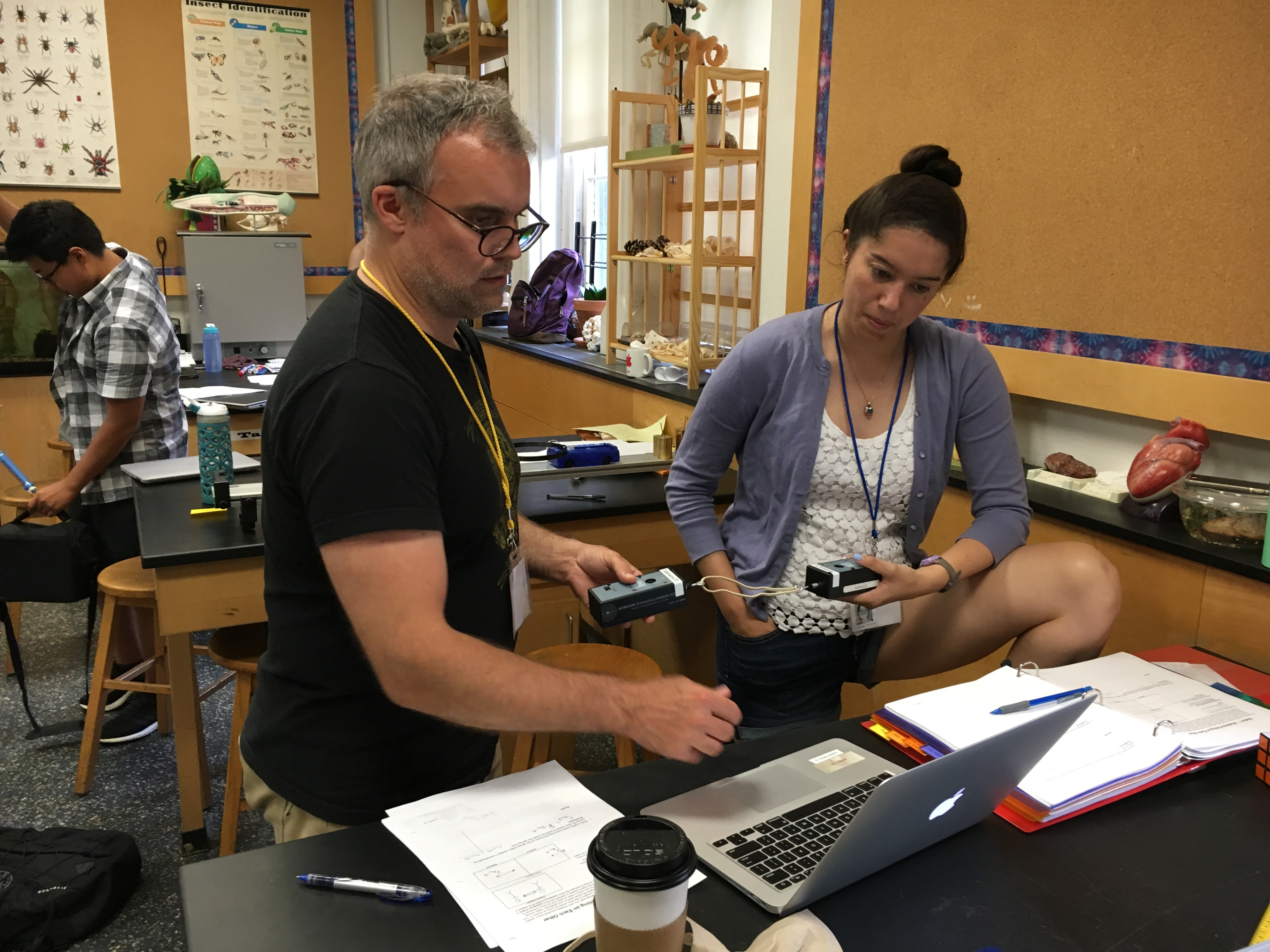 Video Analysis in the Physics and Chemistry Classroom: Pivot Interactives and the NGSS