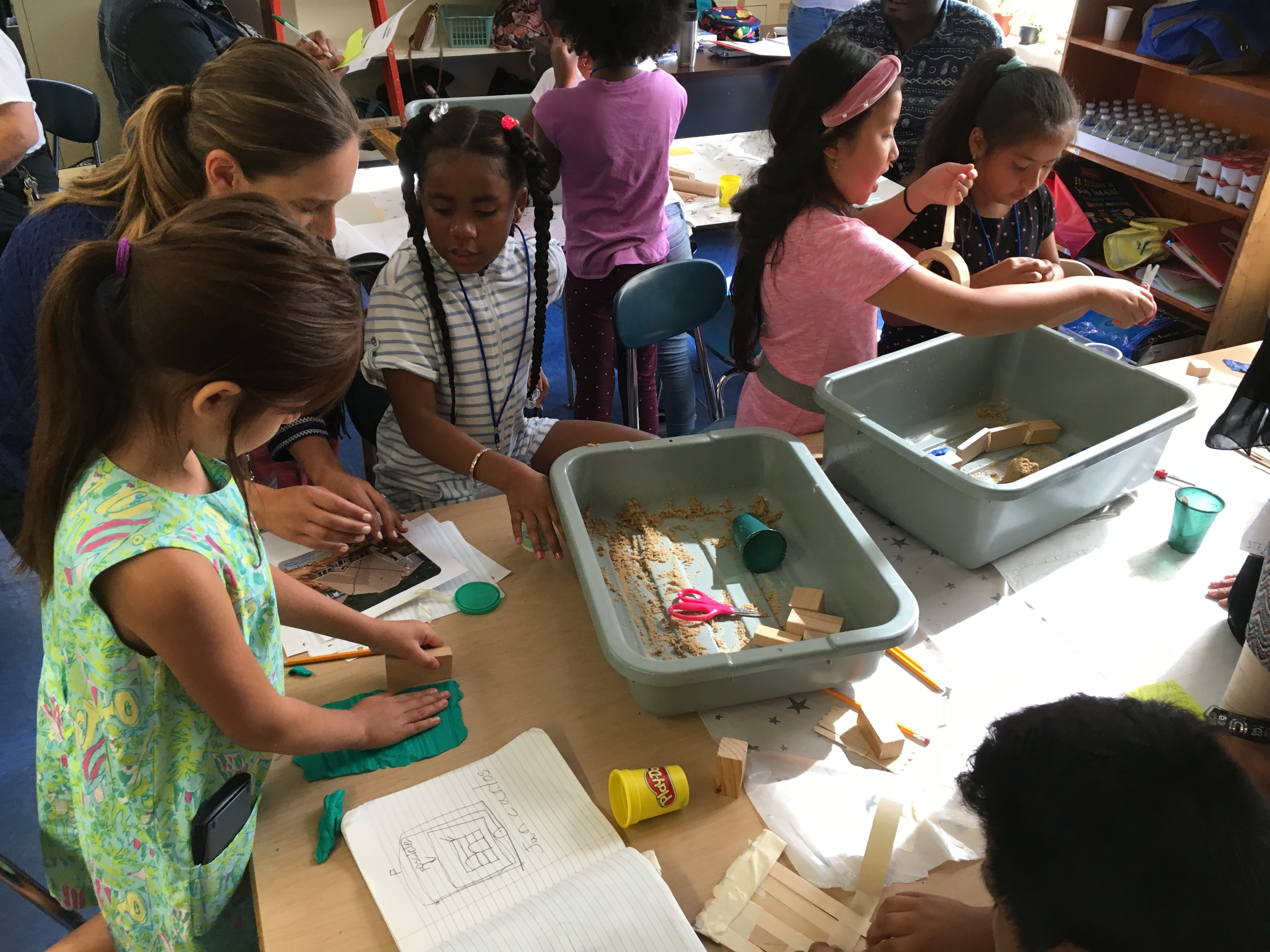 Seeing Science Everywhere: Part 2 (Grades 3-5)