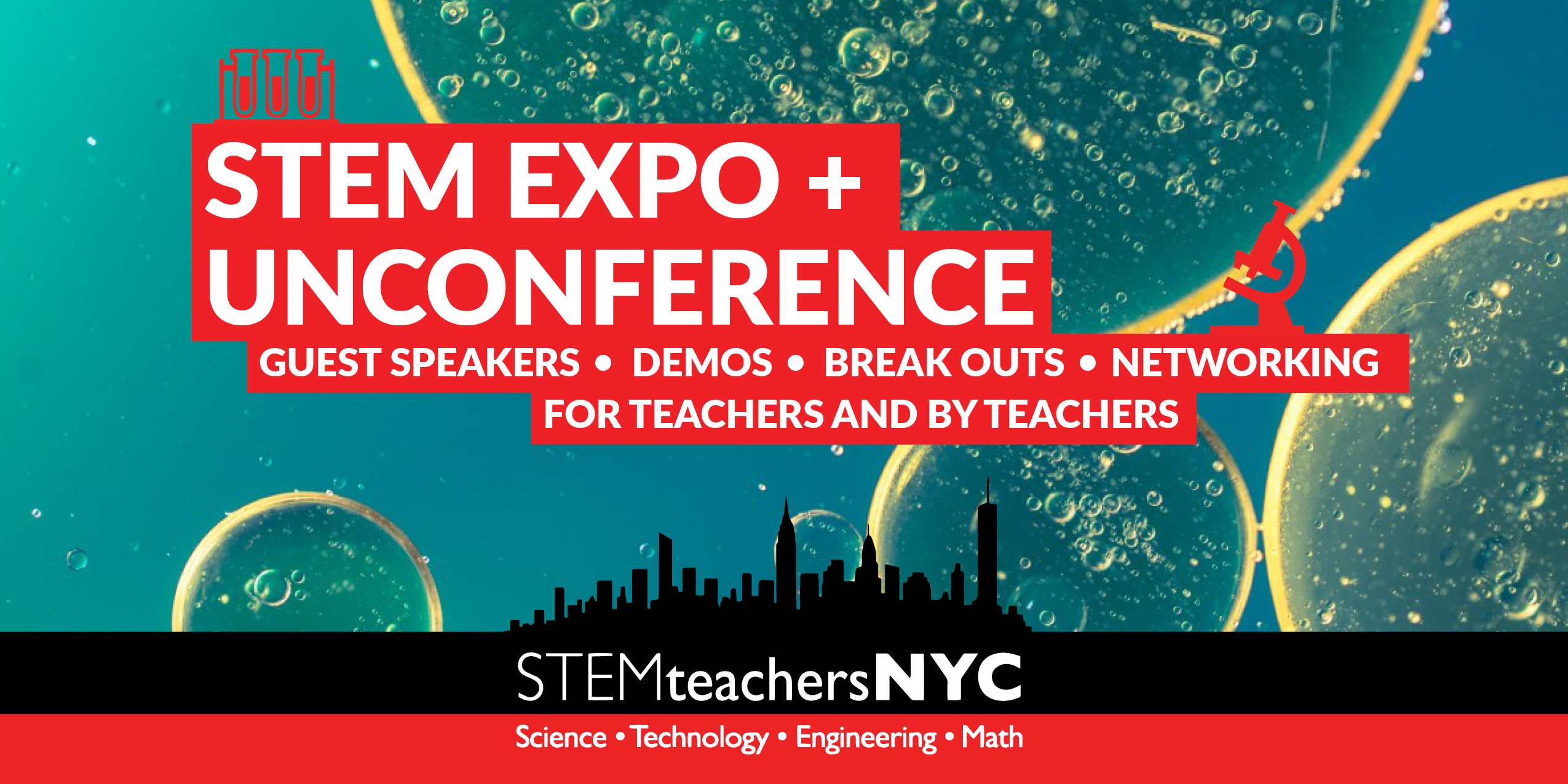 STEMteachersNYC Annual Meeting and Expo