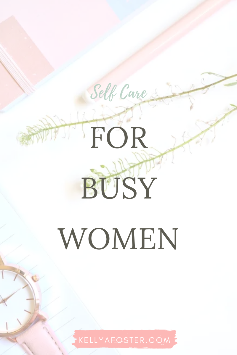 Self Care for Bust Women