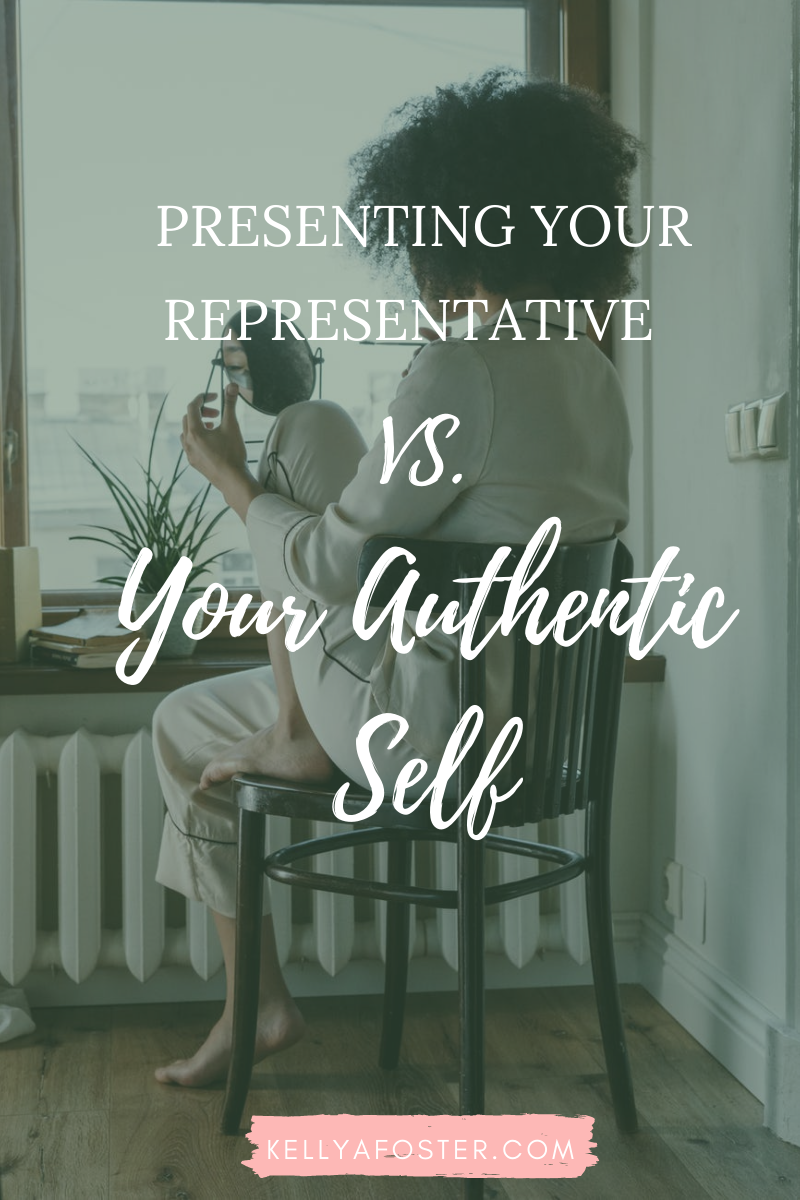Your authentic self