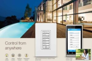 electric controls from anywhere