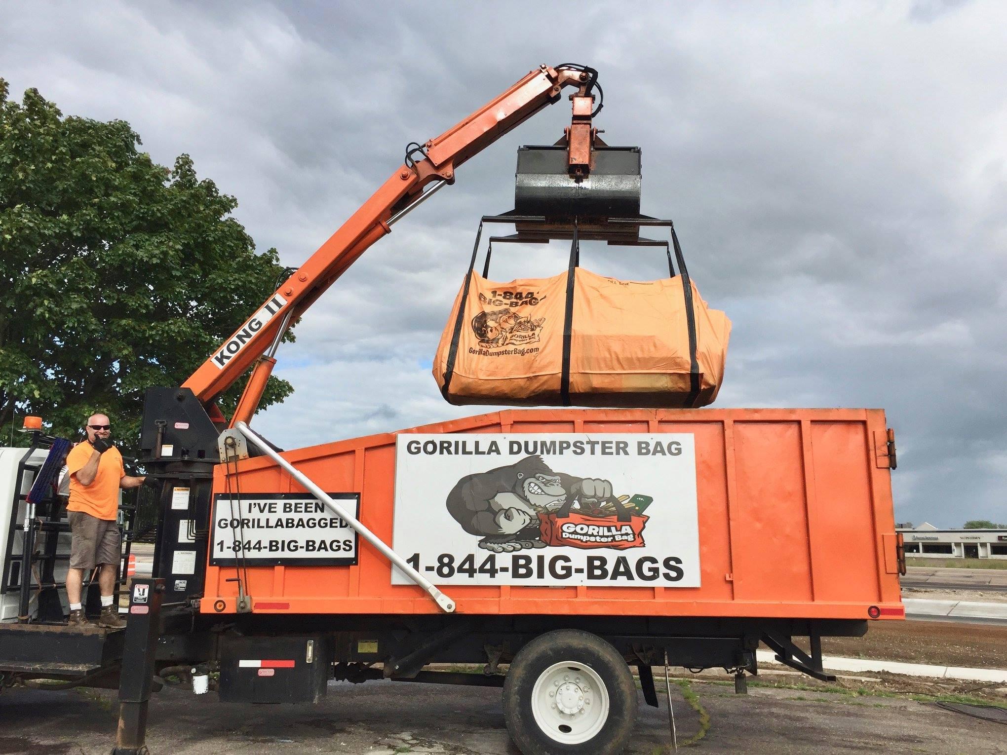 Gorilla Dumpster Bag