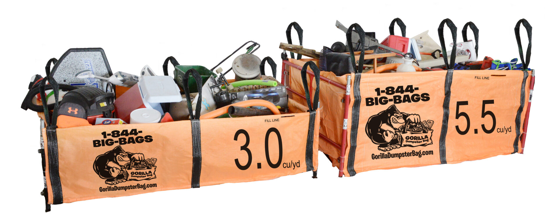 2 bags