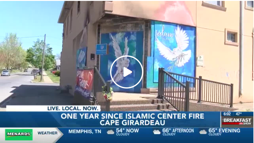 Islamic Center One Year After