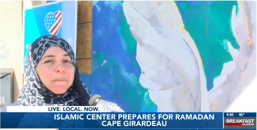 Islamic Center Prepares for Ramadan