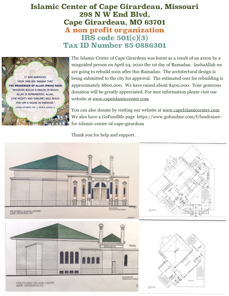 proposed islamic center
