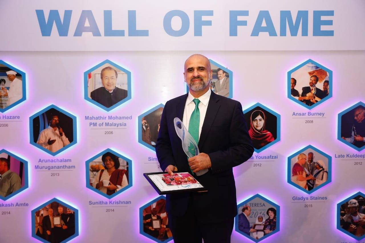 Salman Sufi Founder