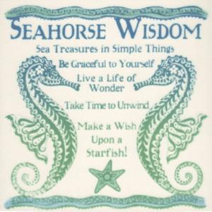 Seahorse Wisdom