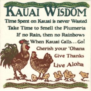 Kauai Wisdom