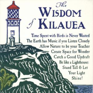 Kilauea Lighthouse Wisdom