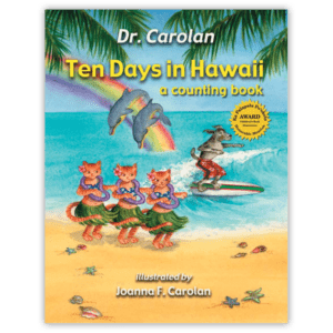 Ten Days In Hawaii Hardcover