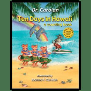 Ten Days In Hawaii Hardcover