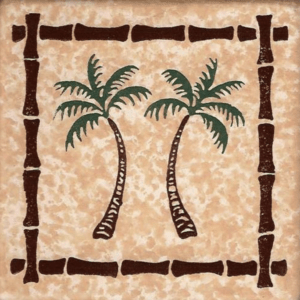 Palm Trees Coasters