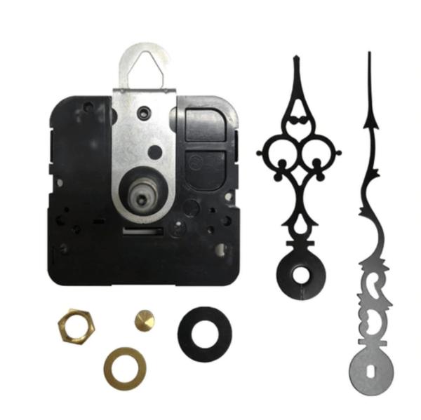Lg. Quartz Pottery Clock Replacement Motor Kit