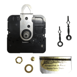 Small Quartz Clock Replacement Motor Kit