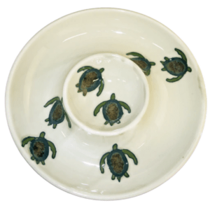 Chip & Dip Celadon Turtles