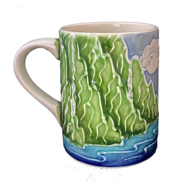 Coffee Mug Napali 4501