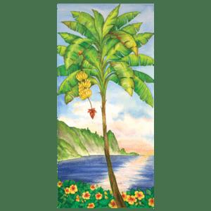 Banana & Bali Hai Giclée
