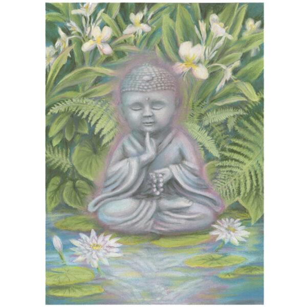 Buddha Reflection Giclée