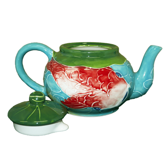 Teapot Tropical Koi Fish