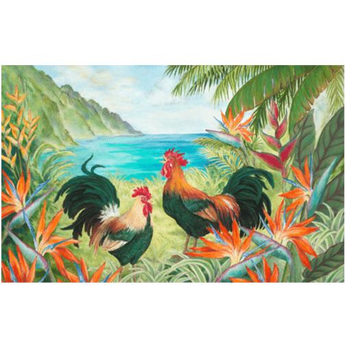 Birds in Paradise Giclée