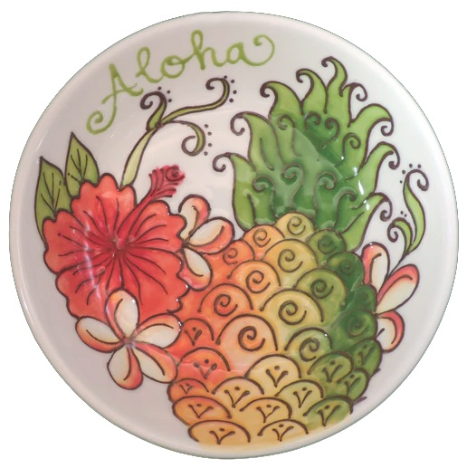 Pasta Bowl Sugarloaf Pineapple