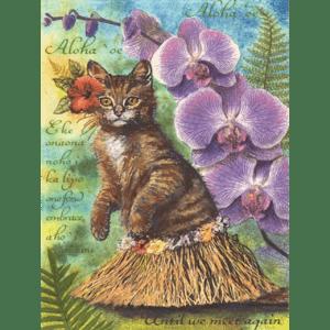 Aloha 'Oe Print