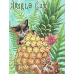 Jungle Cats Print